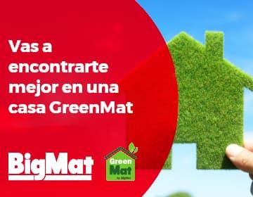 Banner GreenMat